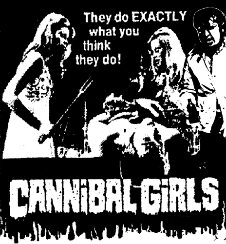 cannibal girls barbeque